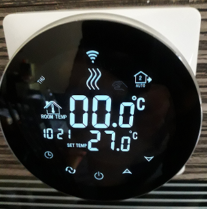WIFI ROUND THERMOSTAT